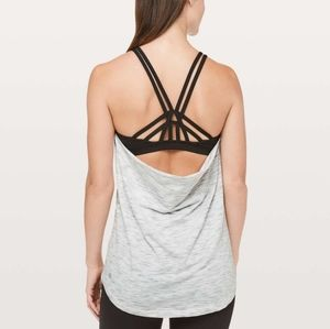 Lululemon Movement to Movement 2in One Tank